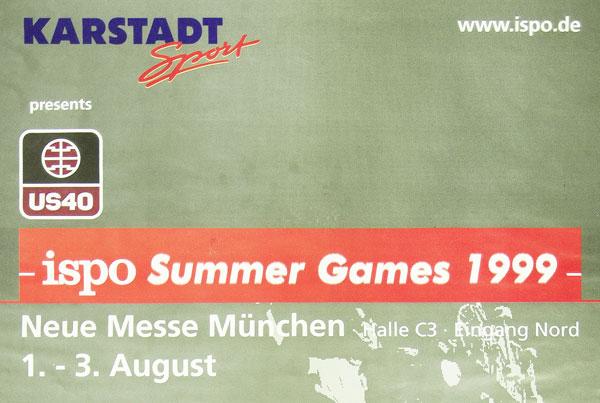 ISPO Summer Games